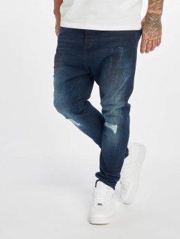 Just Rhyse Antifit jeans Application blå