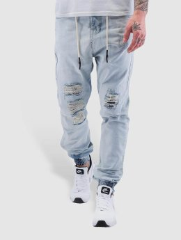 Just Rhyse Antifit jeans Luke blå
