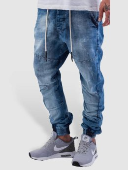Just Rhyse Antifit jeans Eritrea blå