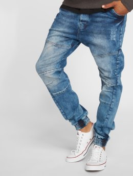 Just Rhyse Antifit jeans Cool blå