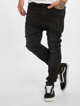 Just Rhyse Antifit jeans Gisepp svart