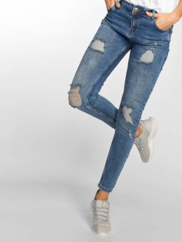 Just Rhyse Boyfriend Jeans Bubbles modrý