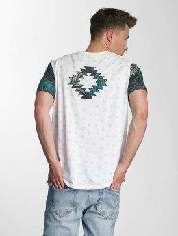 Just Rhyse Camiseta Lake Davi's blanco