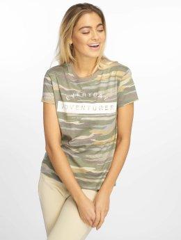 Just Rhyse Camiseta Carangas camuflaje