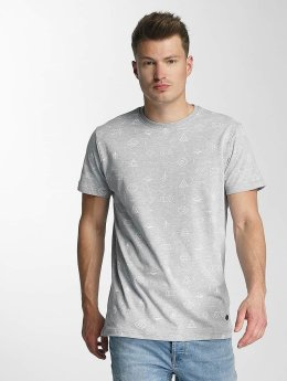Just Rhyse Camiseta Alturas  gris