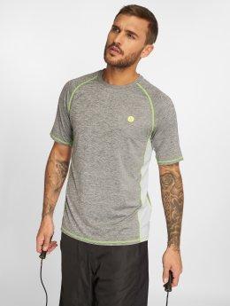 Just Rhyse Camiseta Adelaide Active gris