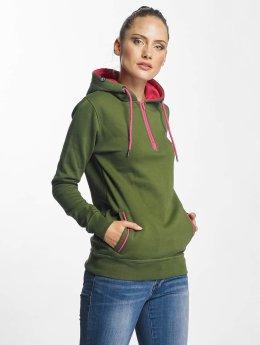 Just Rhyse Hoodie Tyoneck green