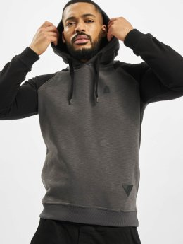 Just Rhyse Hoodie Freeco Raglan II grey