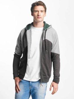 Just Rhyse Hoodies con zip Palo Verde grigio