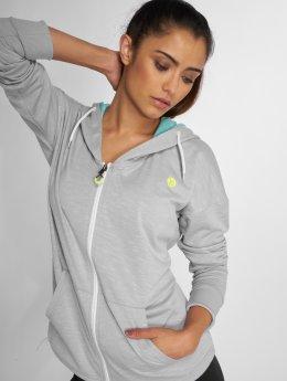 Just Rhyse Hoodies con zip Akatore Active grigio