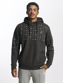Just Rhyse Hoody Thane grau