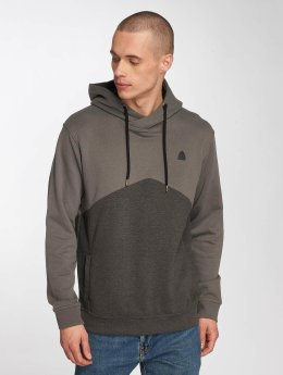 Just Rhyse Hoody Silversprings grau