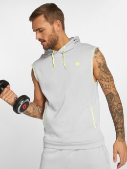 Just Rhyse Hoody Old Bar Active grau