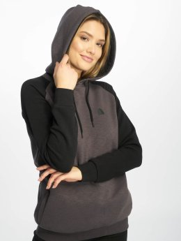 Just Rhyse Frauen Hoody Aljezur in grau