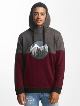 Just Rhyse Hoody Mountain rood