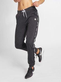 Just Rhyse Jogging kalhoty Timaru Active šedá
