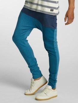 Just Rhyse joggingbroek 3 Tone blauw