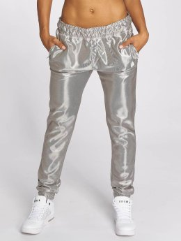 Just Rhyse joggingbroek Chicosa zilver