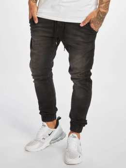 Just Rhyse joggingbroek San Miguel zwart