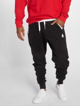Just Rhyse Classico Sweat Pants Black