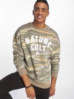 Just Rhyse Jumper Sucre camouflage