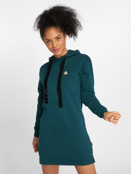 Just Rhyse Padilla Dress Dark Green