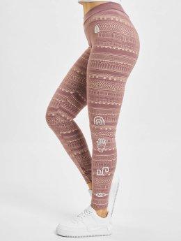 Just Rhyse Legging Mocomoco paars