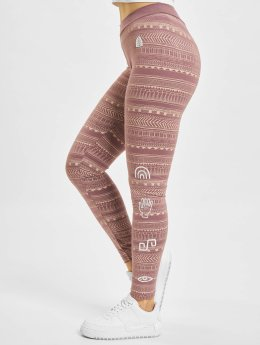 Just Rhyse Legging Mocomoco pourpre