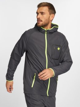 Just Rhyse Lightweight Jacket Brisbane Active gray