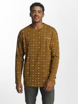 Just Rhyse Longsleeve Thane beige