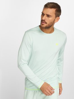 Just Rhyse Longsleeve Newcastle Active blau