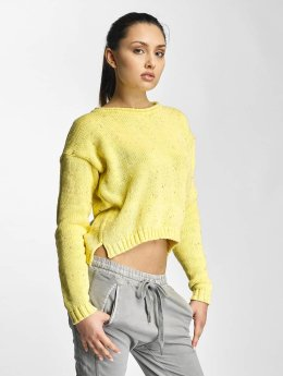 Just Rhyse Frauen Pullover Janeville in gelb