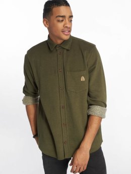 Just Rhyse Shirt Camin olive