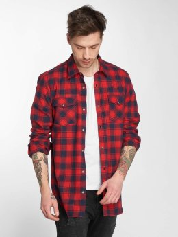 Just Rhyse Shirt Quinori red