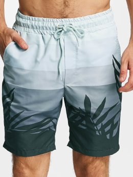 Just Rhyse Short de bain Ocean City bleu
