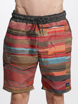 Just Rhyse Short de bain Vacaville multicolore