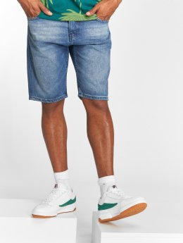 Just Rhyse Classico Jeans Shorts Medium Blue Denim