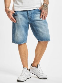 Just Rhyse Classico Jeans Shorts Light Blue Denim