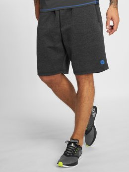 Just Rhyse Geelong Active Shorts Anthracite