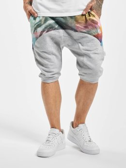 Just Rhyse Sorapa Shorts Colored Grey