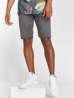 Just Rhyse Classico Jeans Shorts Grey