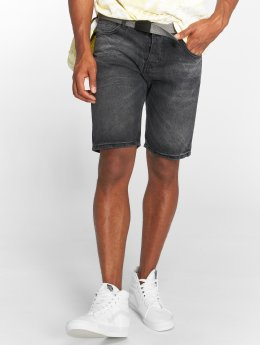 Just Rhyse Classico Jeans Shorts Black