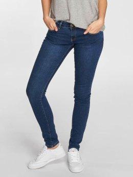 Just Rhyse Frauen Skinny Jeans Blossom in blau