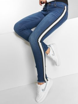 Just Rhyse Skinny jeans Giny blauw