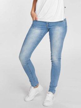 Just Rhyse Skinny Jeans Blossom niebieski