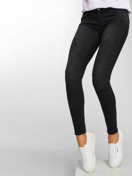 Just Rhyse Skinny Jeans Blossom schwarz