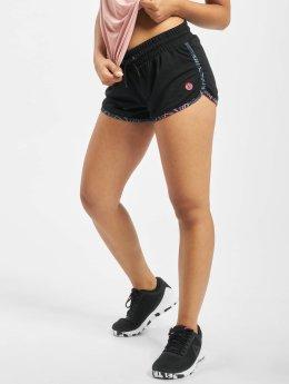 Just Rhyse Sport Shorts Kaihiku Active schwarz