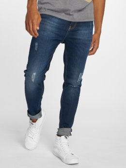 Just Rhyse Straight Fit Jeans Luke blau