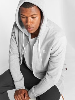 Just Rhyse Sweat capuche zippé Hoonah gris