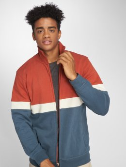 Just Rhyse Sweat capuche zippé Corque rouge